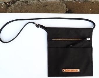 Leather bumbag / Leather bag / Leather pouch / Leather purse / Hip bag