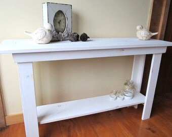 French Country Style Hall Table