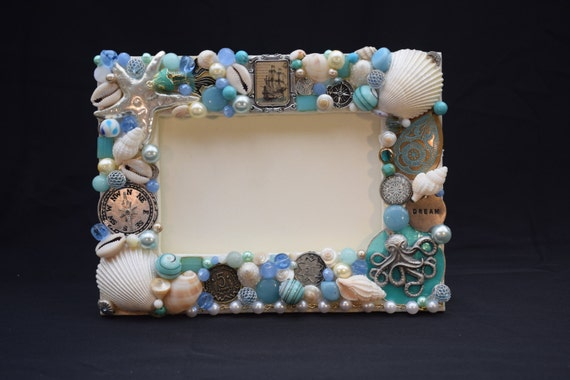 4x6in Sea Adventure Decorated Frame