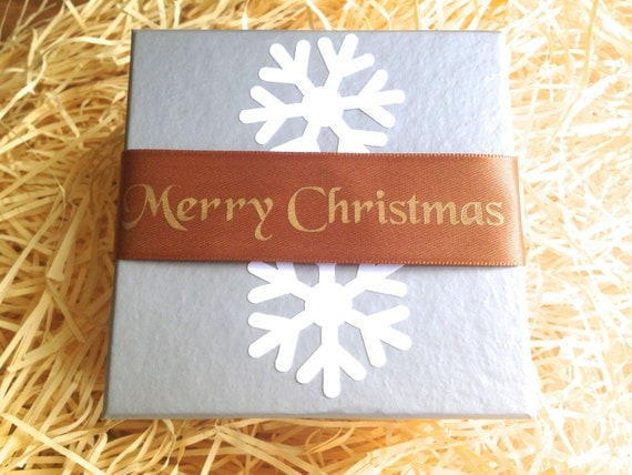 Christmas Beard care Gift Box