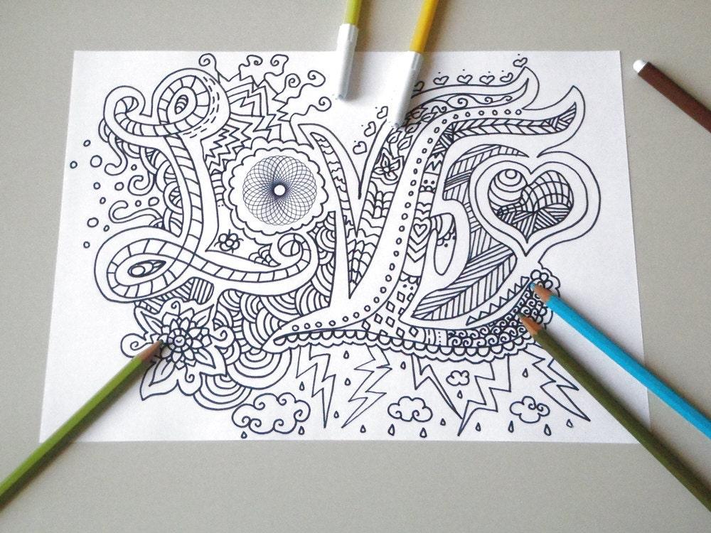 Estremamente Nuovo Disegni Tumblr Da Colorare E Stampare Facili XN07