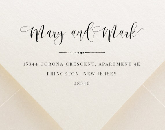 Addressing your own wedding invitations myideasbedroom com