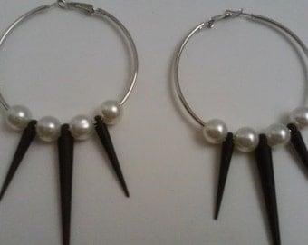 Rockin Pearl Earrings
