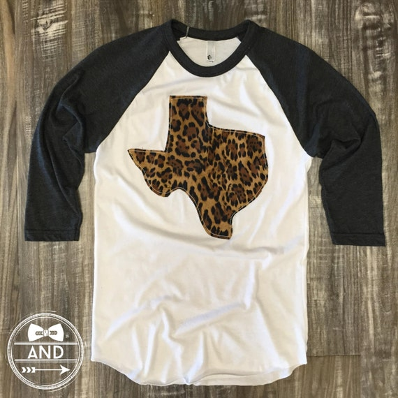 Handmade texas outline baseball shirt by beauandarrowusa for Texas baseball t shirt