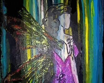 Fairy Wings Print