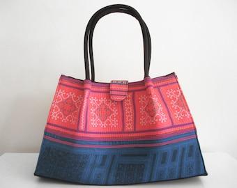 Handmade Tribal Ethnic Hobo Shoulder Bag Tote