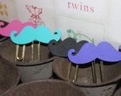 Mustache Paper Clip Paperclip
