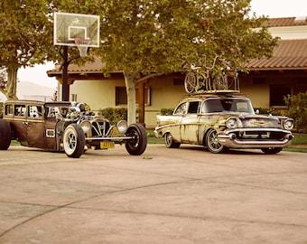 Rat Rod, Nevada, Five Finger Death Punch, Las Vegas, Steam Punk, Classic cars, Modified, Hot Rod, Chevrolet