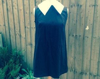 60's style shift dress