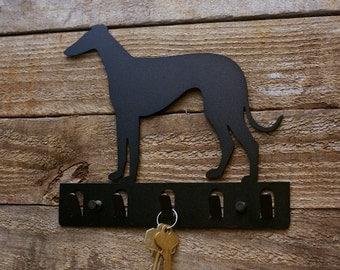 Greyhound Decorative Key Holder / Wall Hook / Key Rack