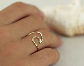 Pipeline Wave Ring