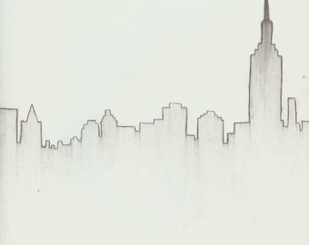 New York City Skyline Download