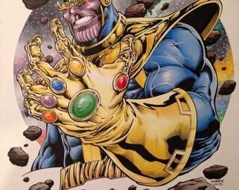Thanos (Print)