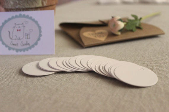 Round Wedding Gift Tags : favorite favorited like this item add it to your favorites to revisit ...