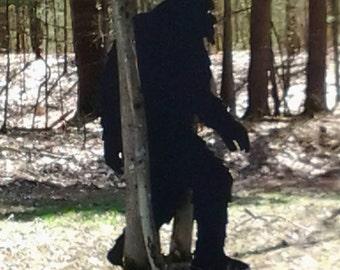 BIGFOOT Sasquatch Shadow Art