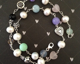 Pearls and Pieces Necklace