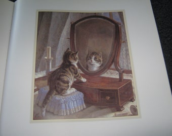 Who's the Fairest of Them All? by Frank Paton from the book The Artful Cat
