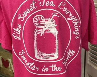 Southern Hospitality tshirt