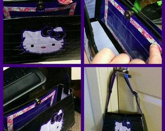 Custom Duct Tape Purse