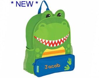 Personalized Dinosaur Sidekick Backpack