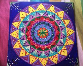 Mandala para el equilibrio