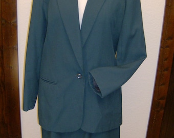 Women's Pant Suit with Skirt