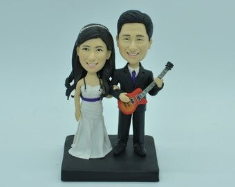 Cutom Doctor wedding cake topper decoration gift keepsake