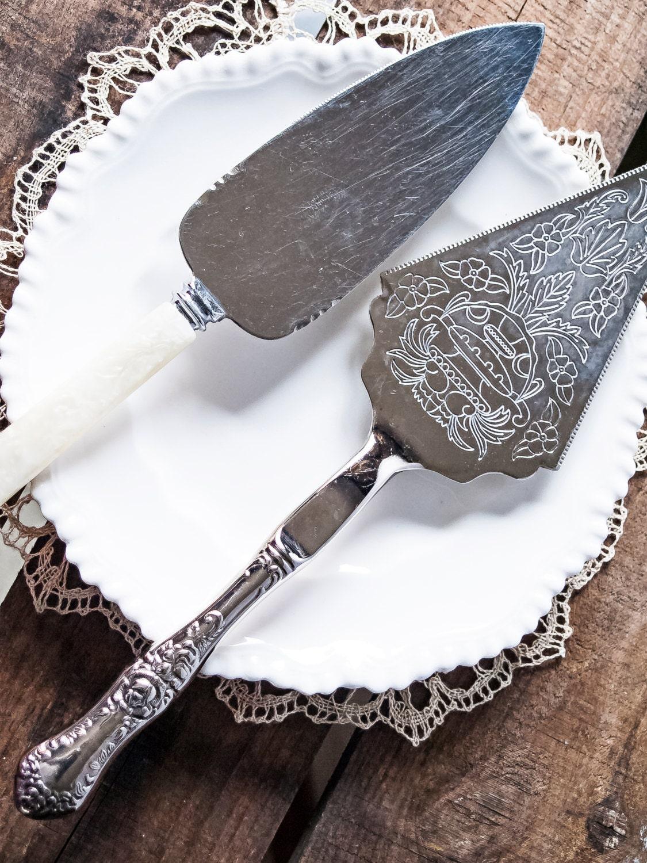 vintage wedding cake server wedding gift victorian silver plated server wedding cake knife. Black Bedroom Furniture Sets. Home Design Ideas