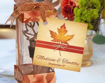 Fall Favor Card Tags FALL-01-FT-Digital Download