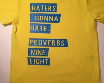 Proverbs 9:8 Shirt