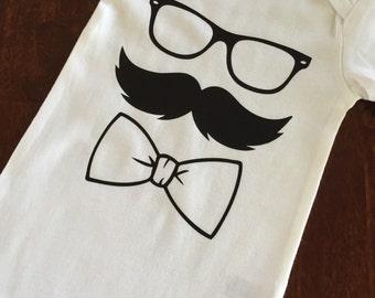 I Mustache this Onesie