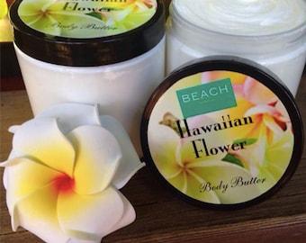 Hawaiian Flower {Organic Body Butter}