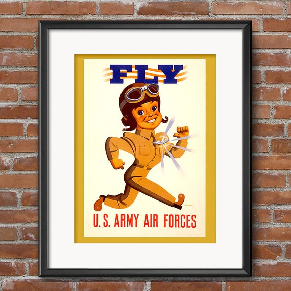 Vintage Army Poster 116