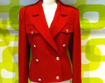 Byblos, jacket ,giacca vintage 80s
