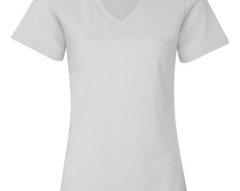 Upgrade to a Ladies V-Neck