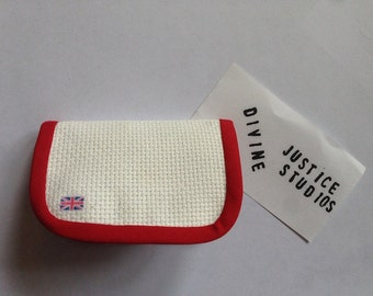 Red Model Horse Saddle Pad 1:9