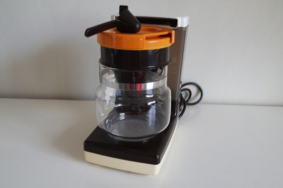 Old Philips Coffee Maker : Vintage 70 Philips electric filter coffee machine