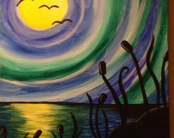 The Swamp at Night
