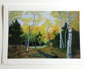 Selected Note Cards (Package of 5)