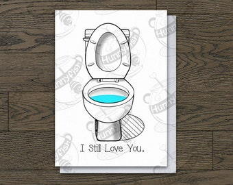 I Still Love You - Greeting Card