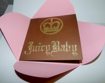 Juicy Couture Invitation