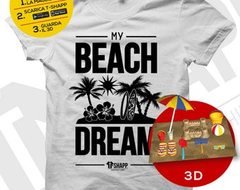 T-SHAPP - Summer 2015 - Beach