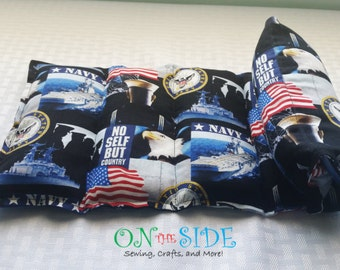NAVY Hot & Cold Therapy Rice Pack