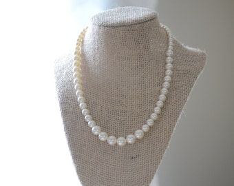Swarovski Pearl & Crystal Bridal Necklace-Bridal Jewelry-Bridesmaid Gifts-Weddings Accessories-Bridal Necklace-Wedding Jewelry-Bridal Sets