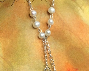 FreshWater Pearls Long Necklace
