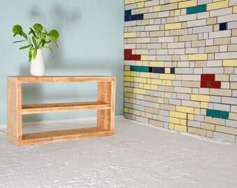 Nachttschränkchen from recycled lumber GORDES
