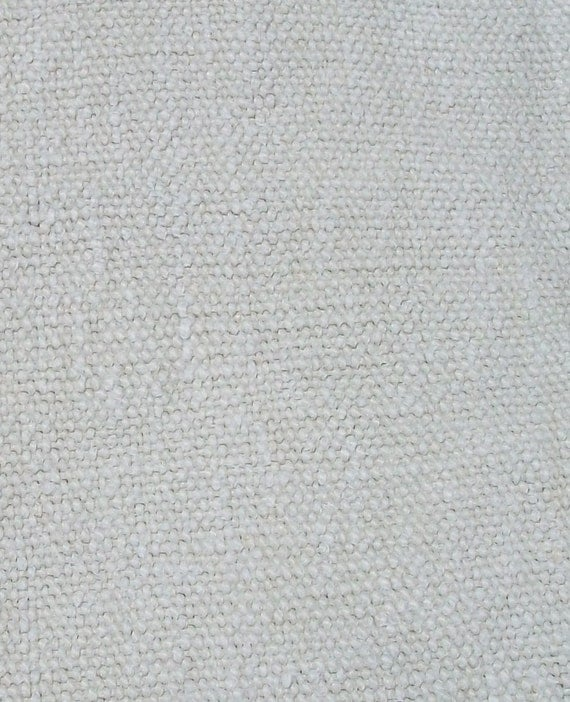 Large Vintage French Fabric Piece of pure hemp linen lovely loose oatmeal weave