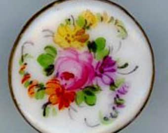 Small but lovley Porcelain Button