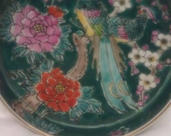 Goldimari Hand Painted Dish