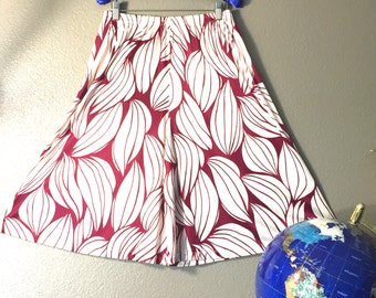 70's gaucho short size small